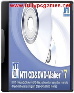 NTI CD&DVD Maker 7! 1