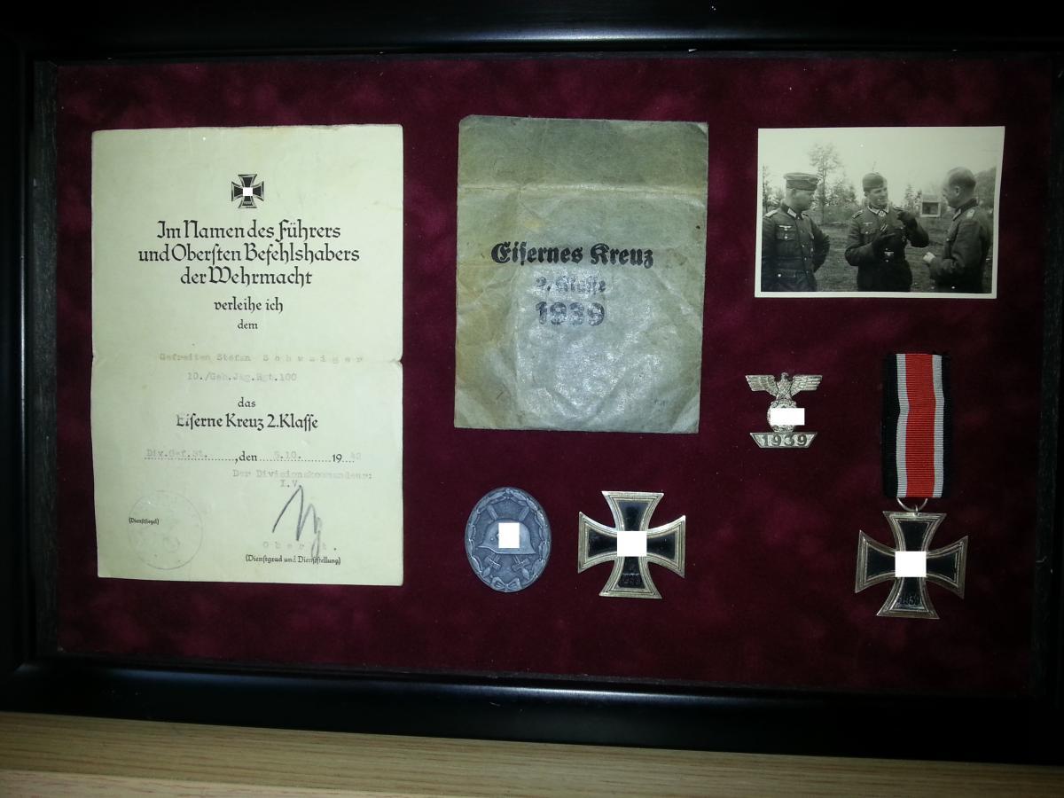 Héroes de Guerra: Mi colección de Militaria I