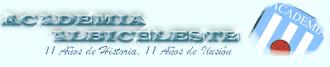 Web Oficial del Academia Albiceleste