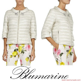 Princess Madeleine Style, BLUMARINE Jacket