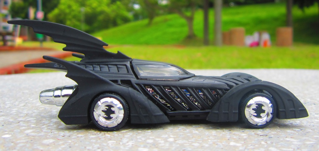 Transformers And Other: Hotwheels Batman Forever Batmobile ...