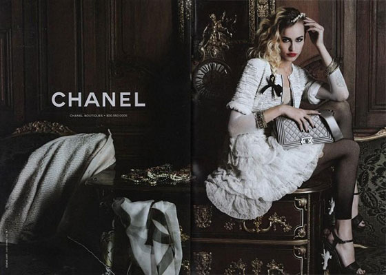 Alice Dellal Chanel