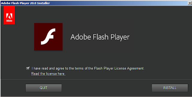 opera update flash