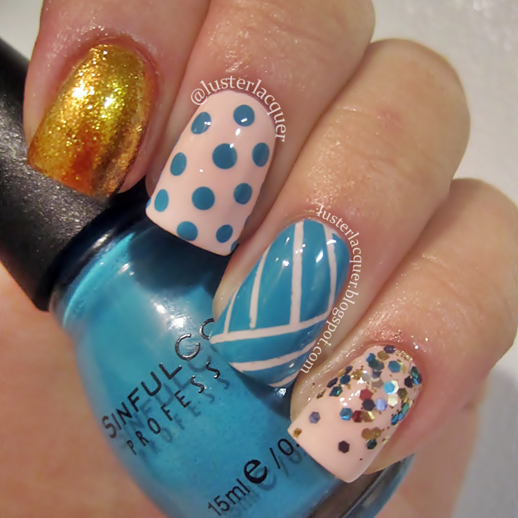 Luster Lacquer February 2013