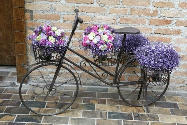 ===Todo vale para...=== Bicycle+and+flowers