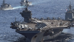 Misi Terselubung Kapal Induk USS George Washington di Filipina