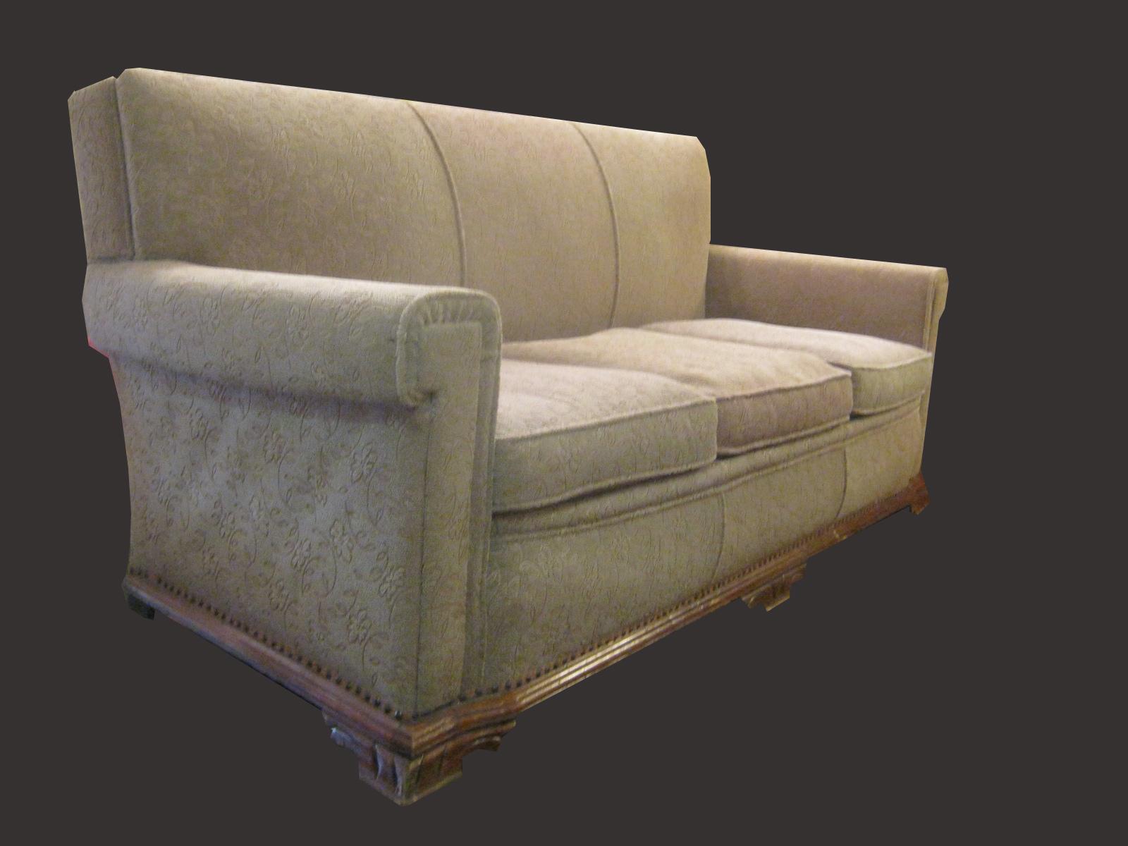 Uhuru Furniture Amp Collectibles Vintage Sofa WMohair