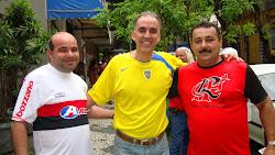 Juvino,Sergio de Bocaje e Edmar