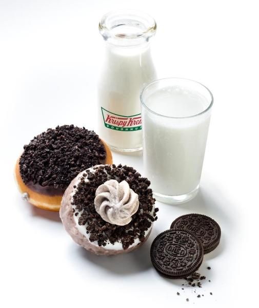 Krispy Kreme Oreo Donut 2015 News Krispy Kreme Oreo