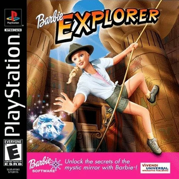 Barbie Explorer | El-Mifka