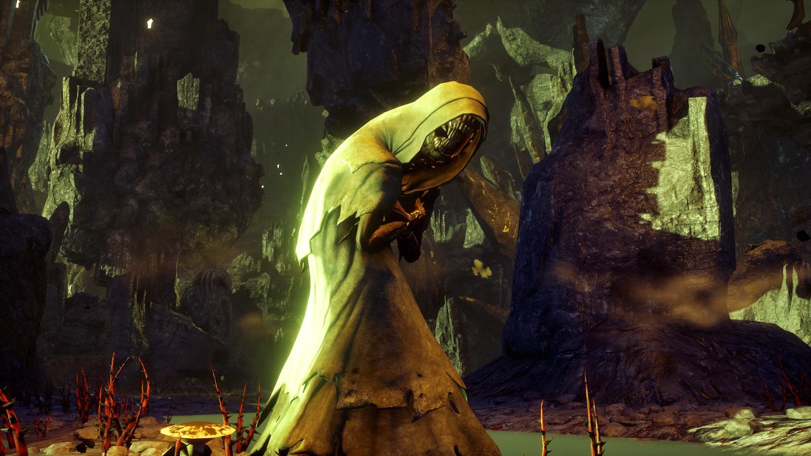 Dragon Age on PlayStation 4