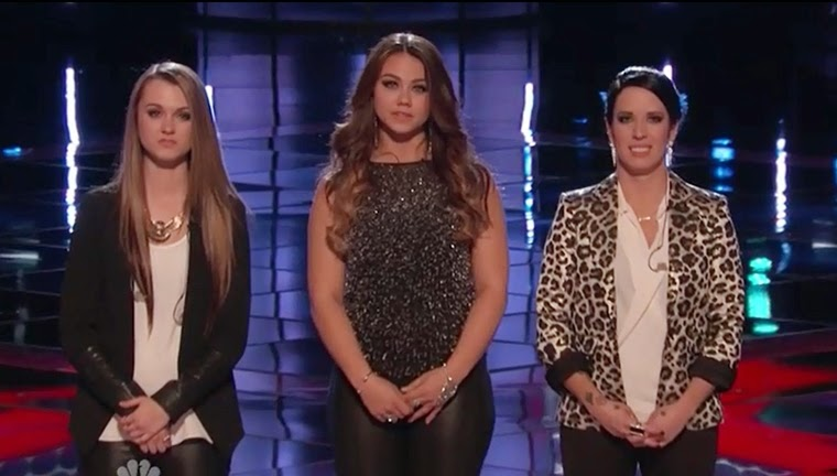 The Voice 6x20 – Top 10: Results