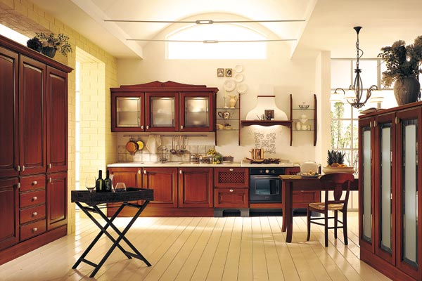 Traditional Italian Kitchen Design