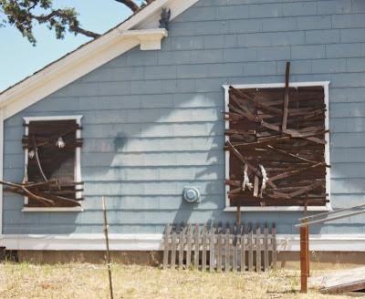 Templeton's Official Halloween Haunted House, Abandoned home in Templeton, CA. © B. Radisavljevic
