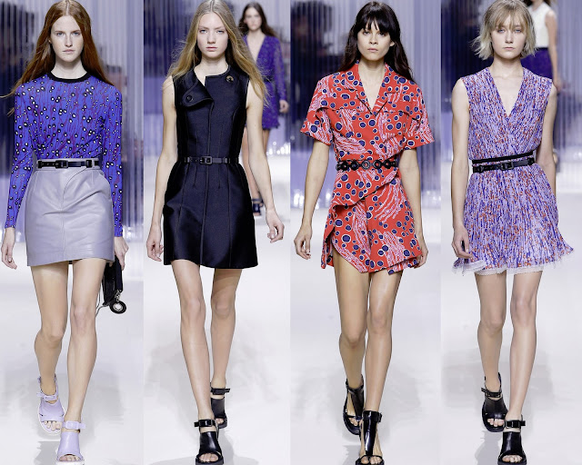 Paris Fashion Week SS16 Highlights