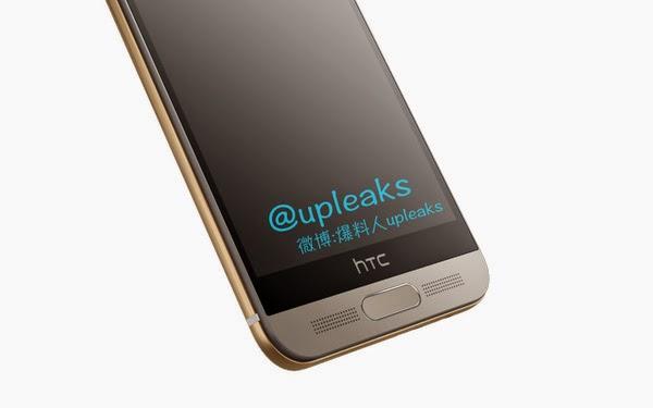 Bocoran gambar HTC One M9 Plus berada lagi dengan detail yang lebih jelas