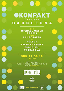 OFF WEEK @ Barcelona (15-21 June 2015)