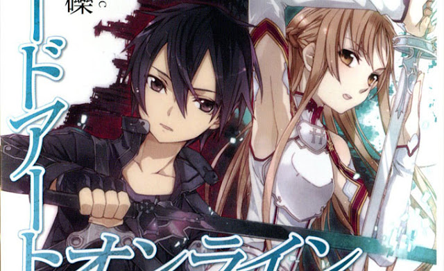 Sword Art Online, Adaptasi Novel, Anime, Novel, Rekomendasi Anime, Populer