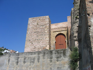puerta monaita, granada