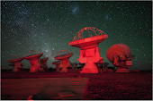 ALMA observatory is the largest astronomical project in existence