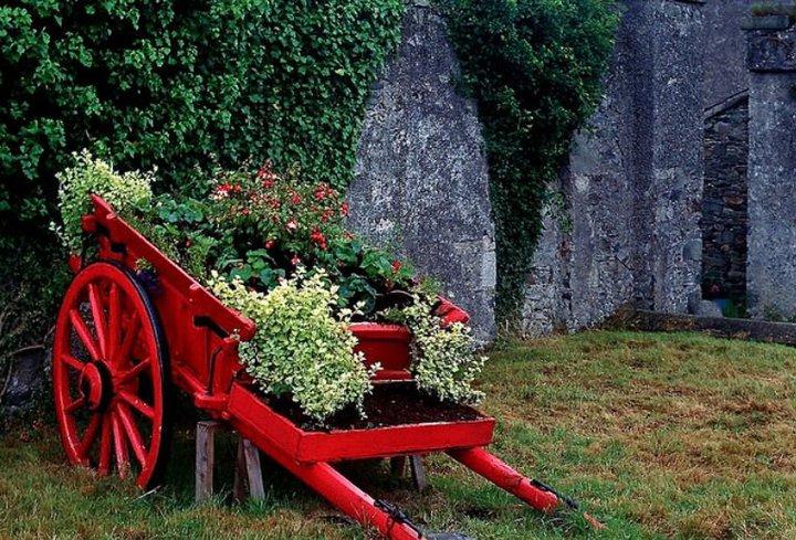 Cosas para compartir adornos para bellos jardines - Adornos para jardines ...