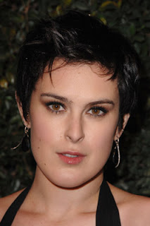 Rumer Willis Short Hairstyles