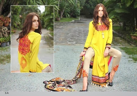 Firdous Collection Long Shirts for Girls