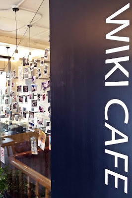 Samcheongdong Wiki Cafe | www.meheartseoul.blogspot.com