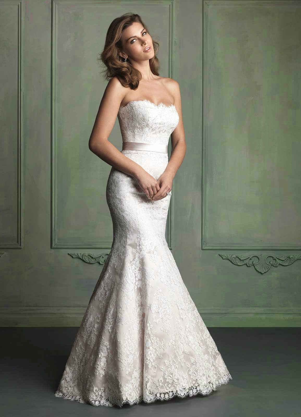 Lace Wedding Dresses UK Photos Concepts Ideas