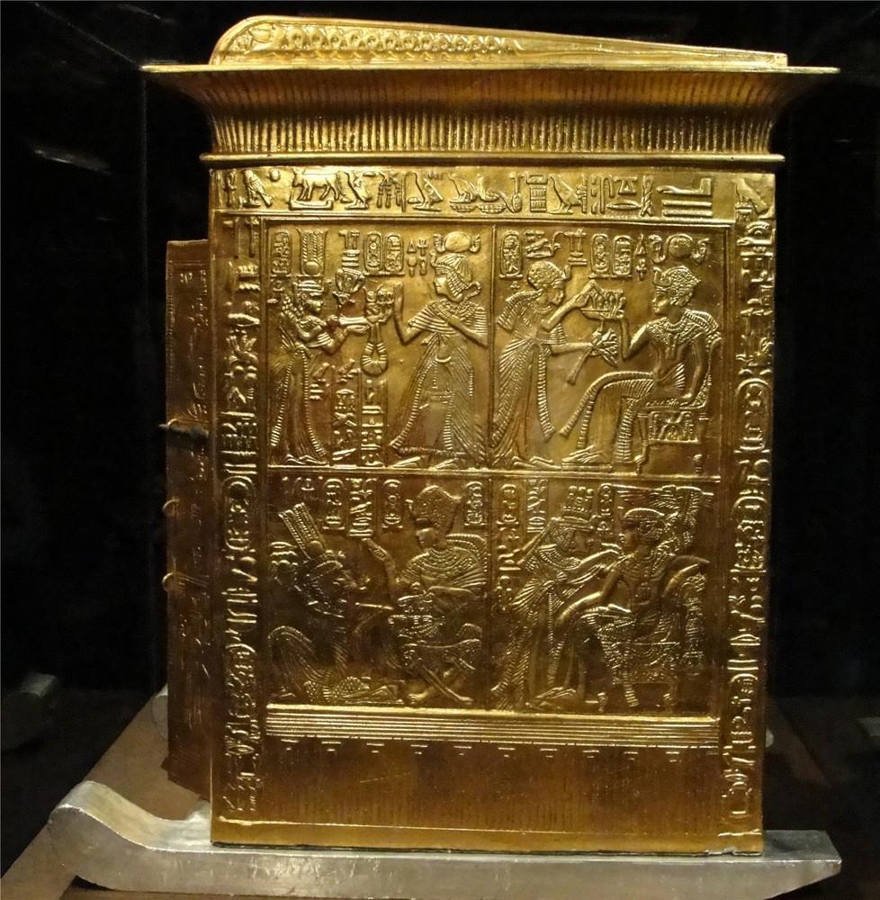 egyptian mummies coffins - photo #12