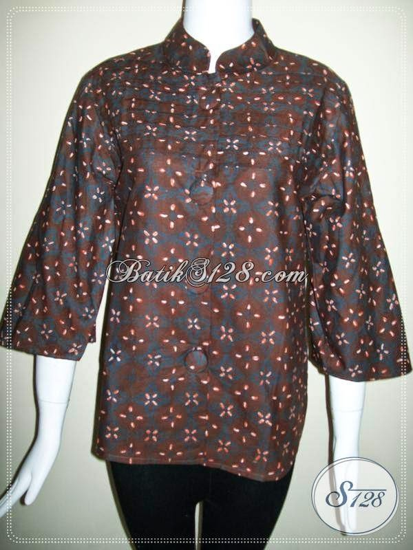 Foto Baju Batik Elegan