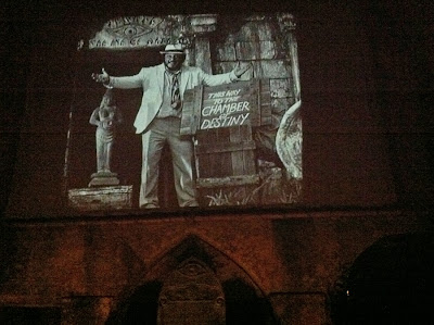 Indiana Jones Adventure ride Disneyland temple Sallah film