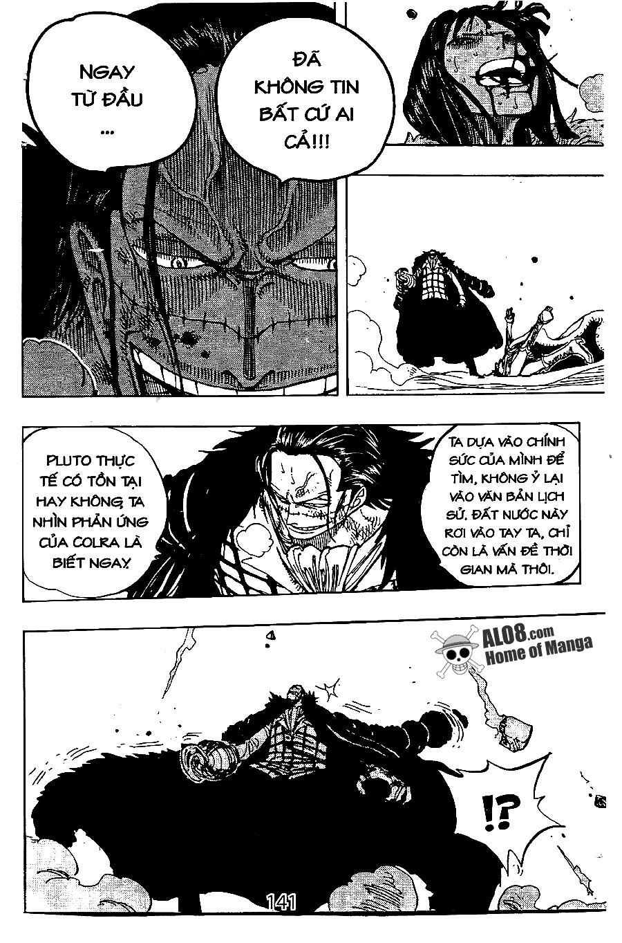 Đảo Hải Tặc chap 203 - Trang 11