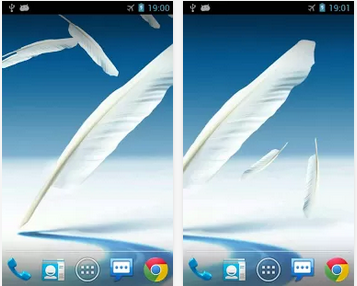 Samsung Galaxy Note 2 Live Wallpaper