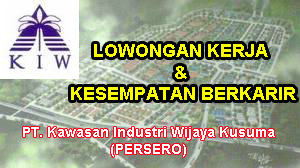 Lowongan Kerja 2013 Semarang 2013, BUMN Kawasan Industri Wijaya Kusuma (Persero), Diploma III, Strata I