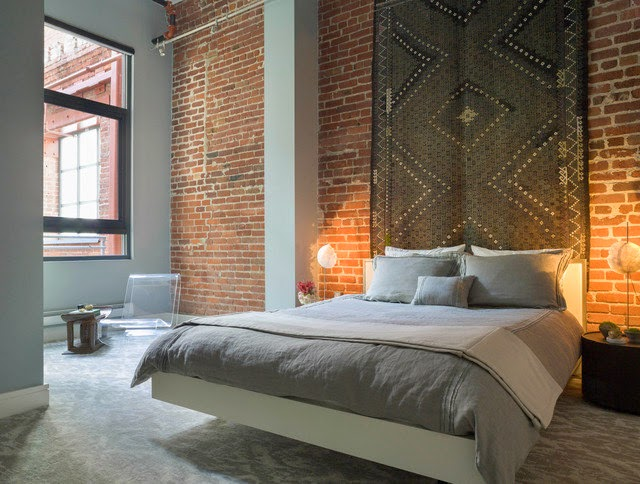 Great tips to Loft-style bedroom