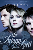book cover of The Indigo Spell by Richelle Mead