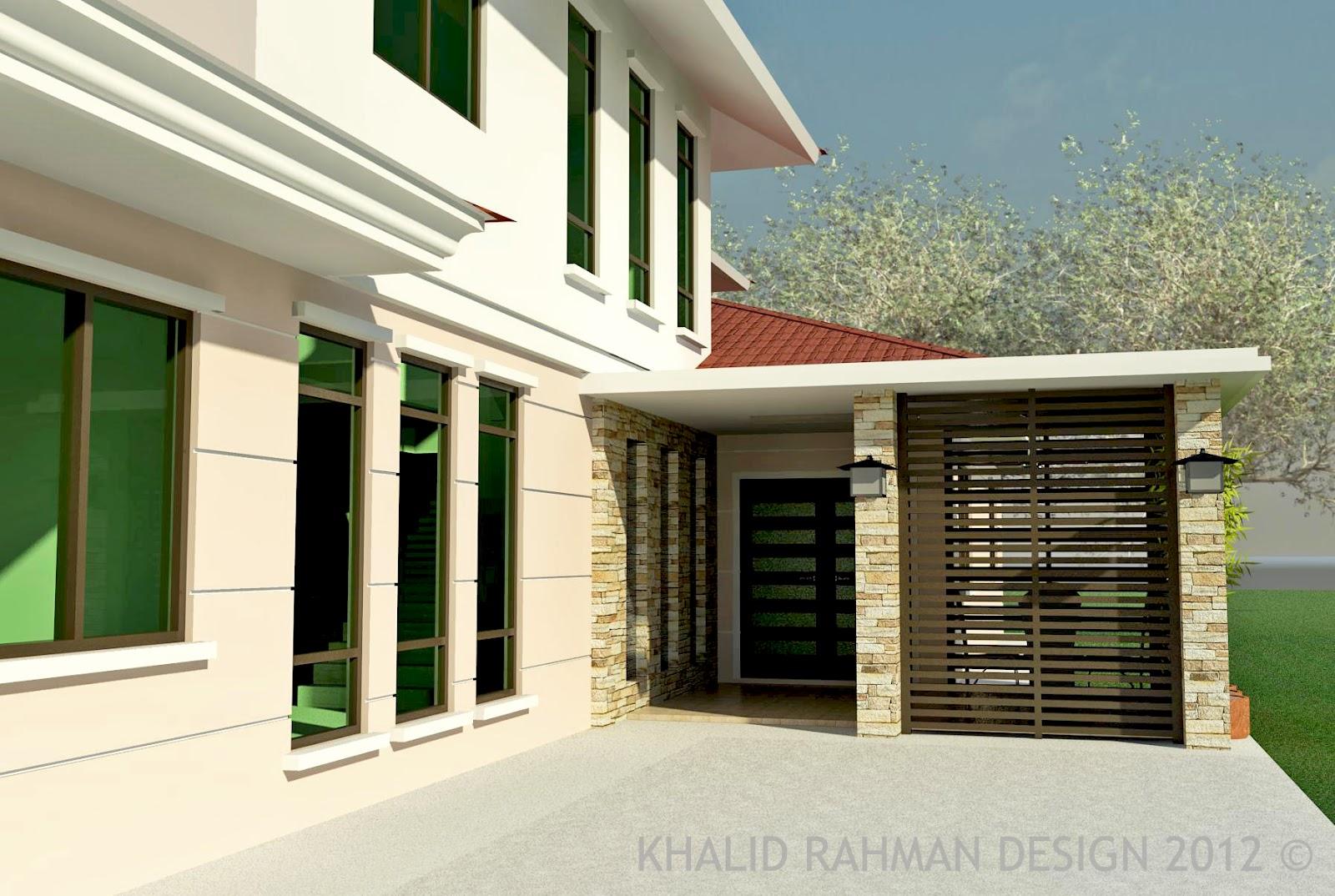 Khalid Rahman Design on house design in malaysia, house design in usa, house design in uae, house design in thailand,