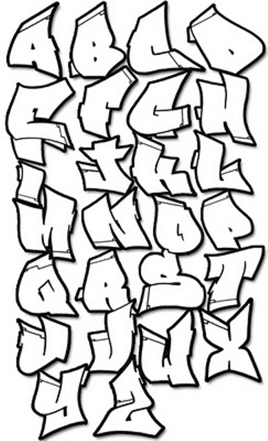 wallpapaer graffiti online graffiti graphic design letters a z with