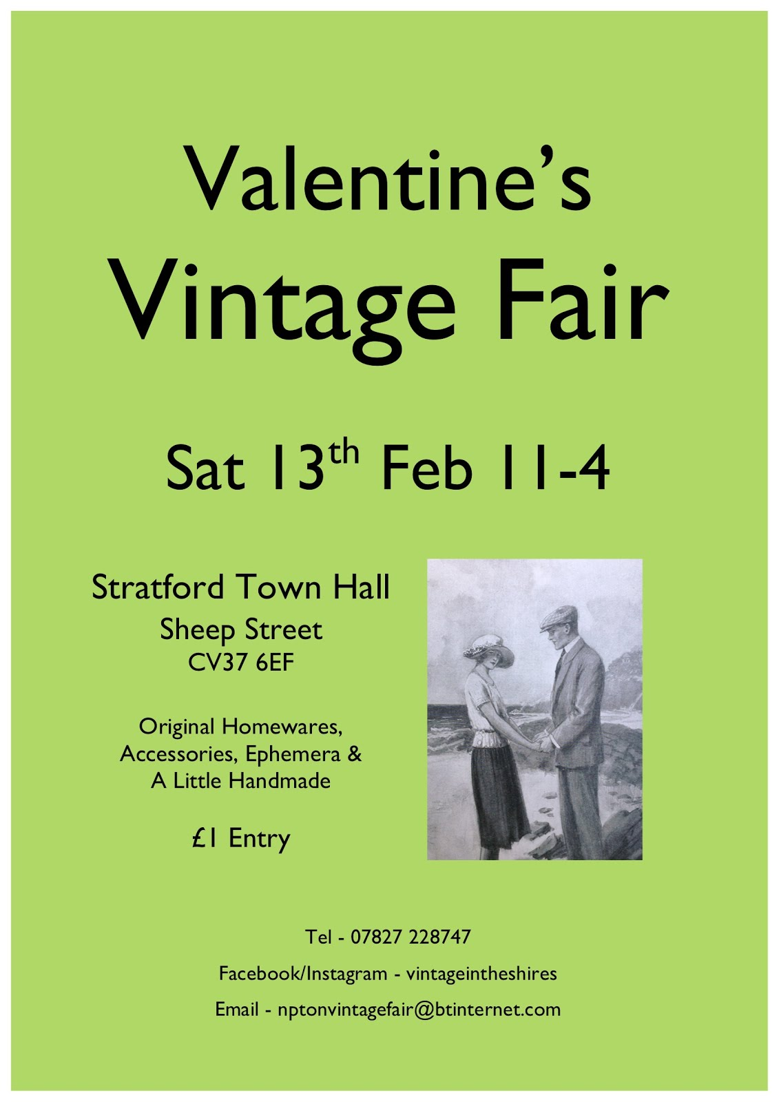 The Next Fair - Stratford