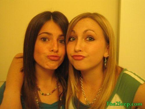 Funny Kissingface Girls