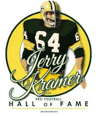 Jerry Kramer For HOF 2017
