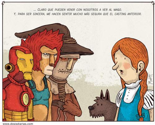 Alicia y los Wonderboys