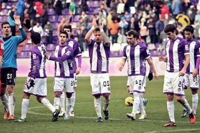 Prediksi Real Valladolid vs Alcorcon, Adelante 31-08-2015