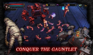 dark avenger mod apk old version