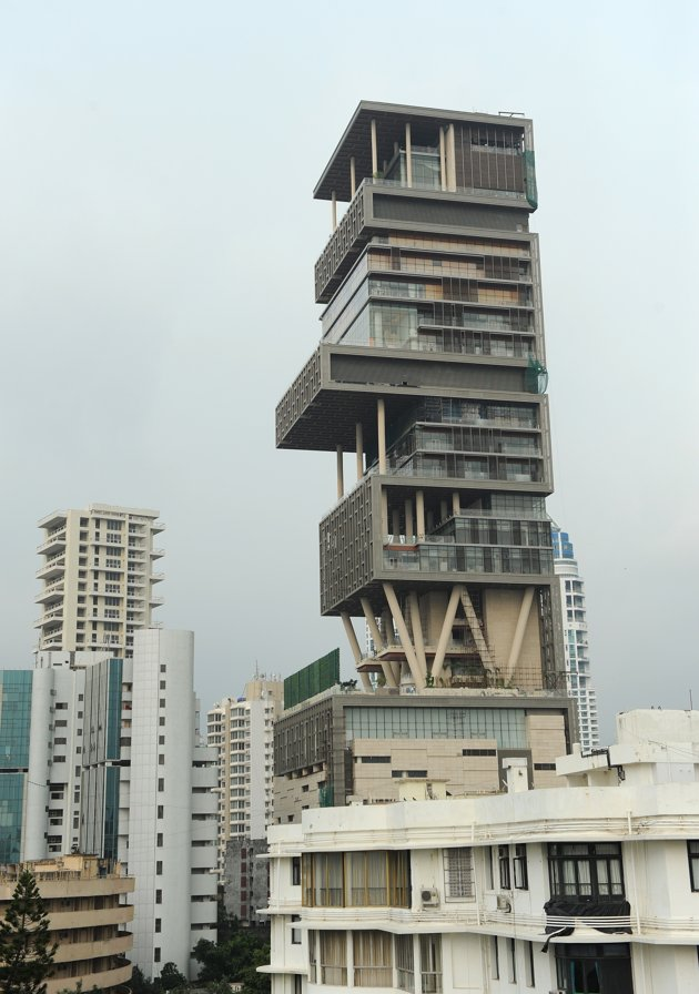 One In All Tallest Building In India
