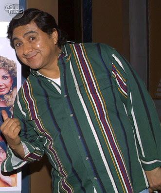 Carlos Bonavides mas gordito y cachetón