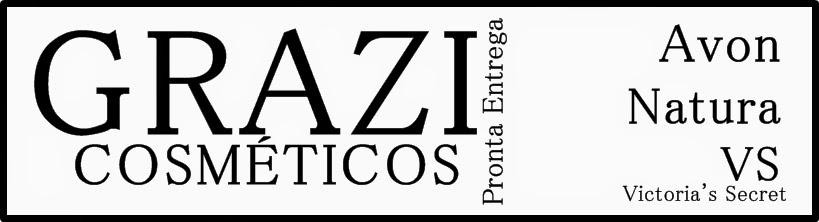GRAZI COSMÉTICOS AVON + NATURA + VICTORIA'S SECRET PRONTA ENTREGA