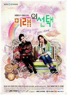Sinopsis Marry Him If You Dare Eps. 1-16
