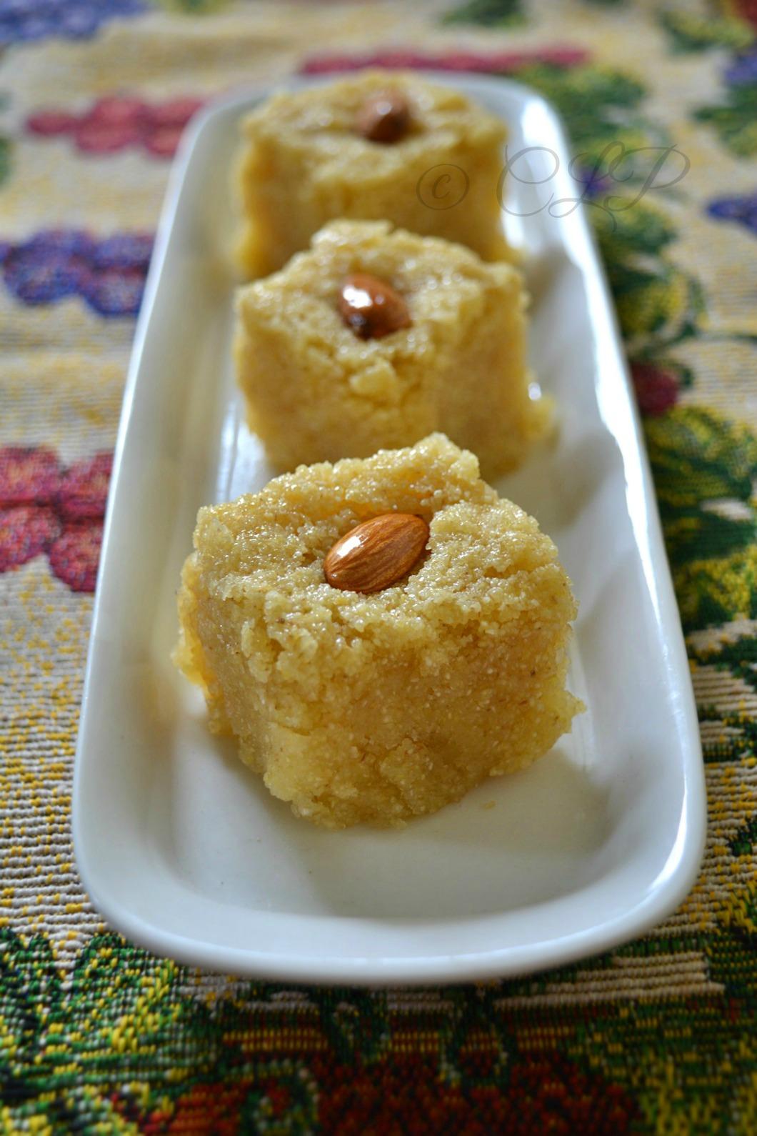 Bousboosa Cake Recipe